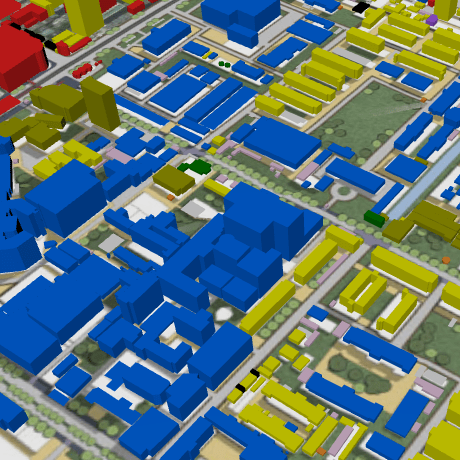 3D Geographic Visualization